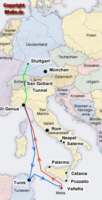 Brief Von Schweiz Nach Italien Dauer Andalusien Urlaub Nach Spanien