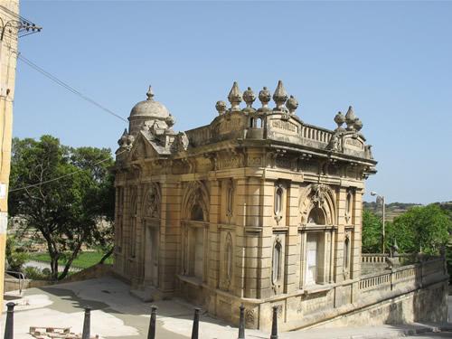Alte Casino der Edelleute in Malta.