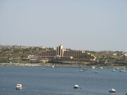 Coastline Hotel Malta