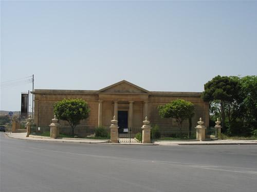 Roman Villa in Mdina, Malta.