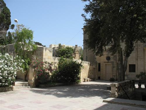 St. Agatha Kirche & Katakomben in Rabat.