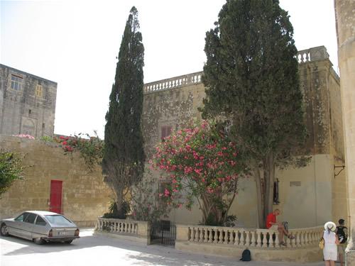 Wohnhaus in Mdina.