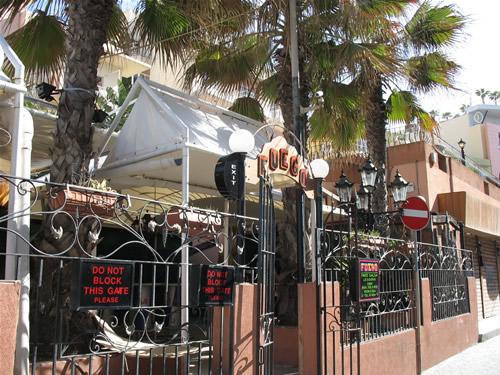 Das Fuego - eine Salsa Bar in Paceville - eine weitere befindet sich in Bugibba.
