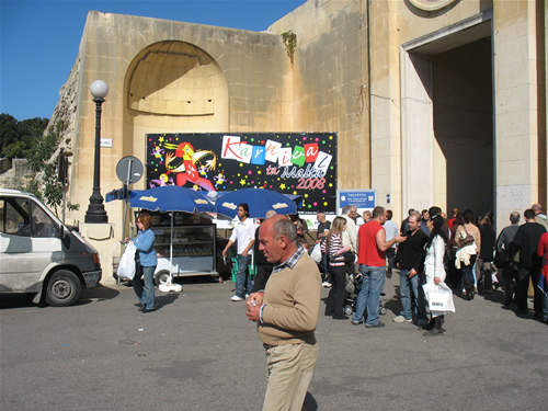 Fasching in Malta 2008
