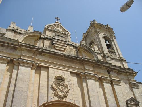 Hauptkirche in Rabat.