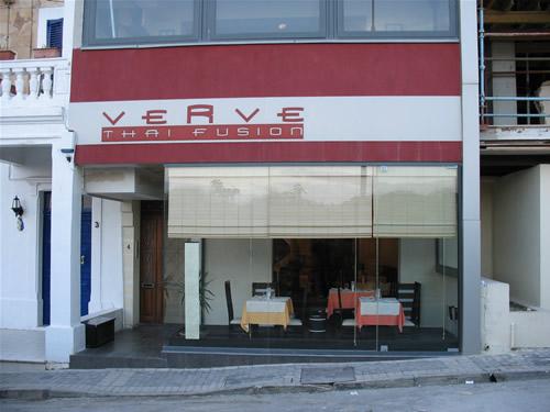 Veave - Thai Fusion - Internationale Küche ist in Malta sehr verbeitet.