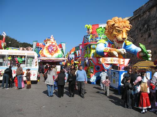 Karnival ta Malta 2008