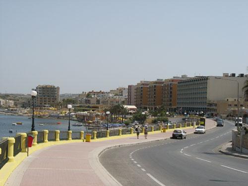 Promenade in Qwara