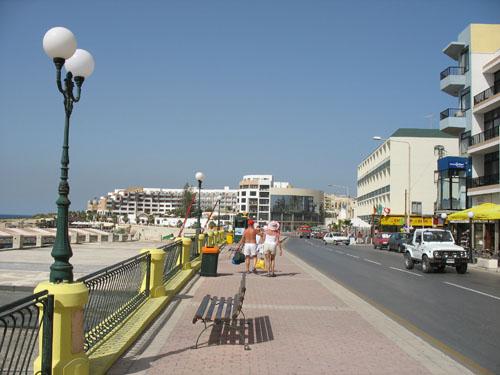 Promenade nach Qwara