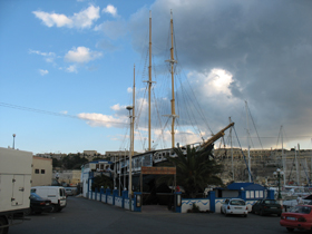 Mare Nostrum at the Black Pearl