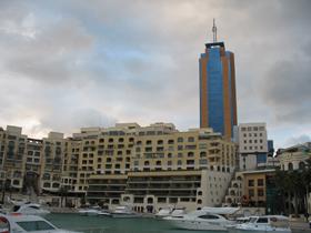 Gazebo - Hilton Malta