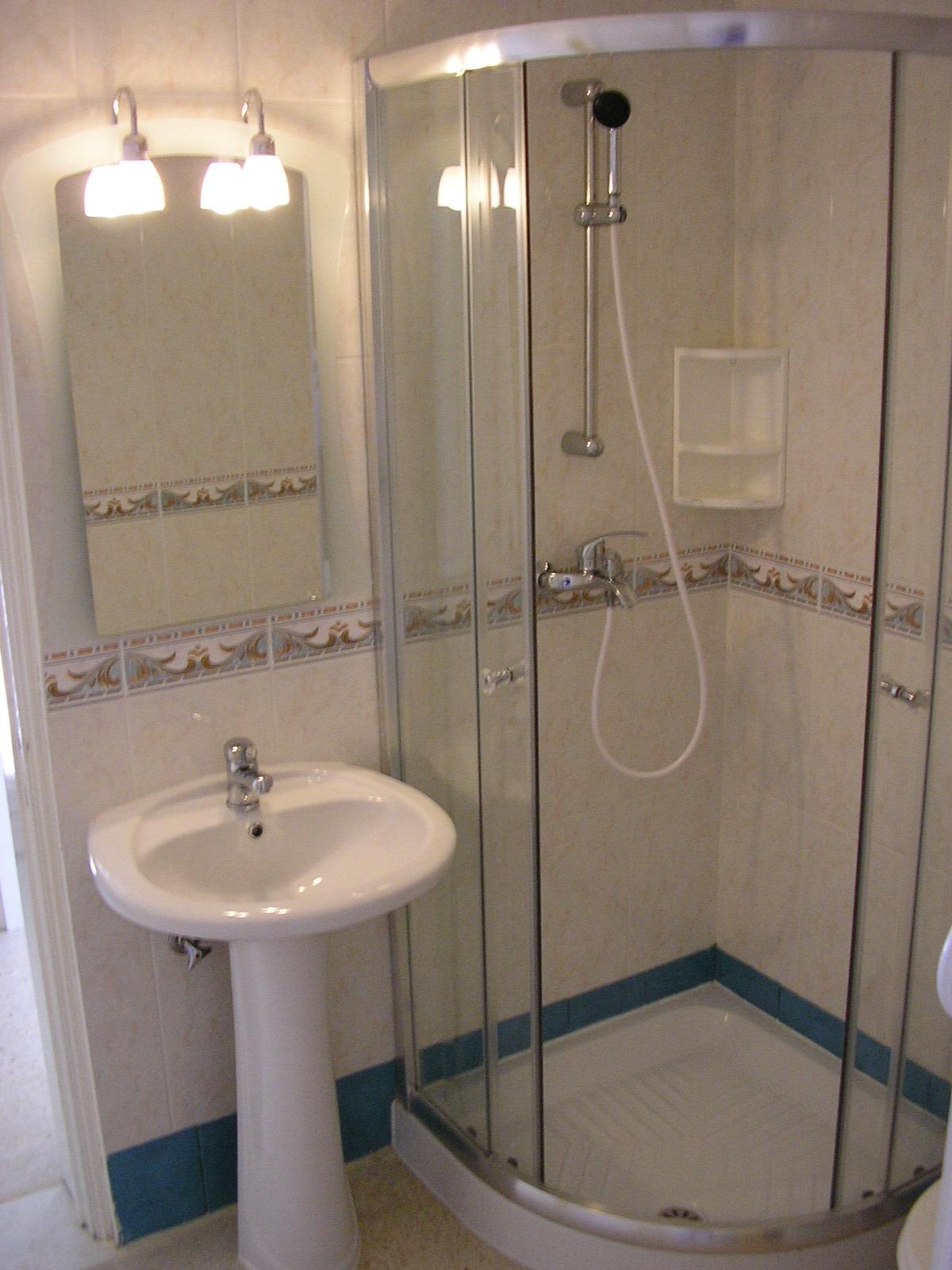 WC + Dusche