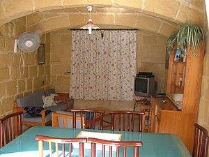 Esszimmer und Wohnbereich