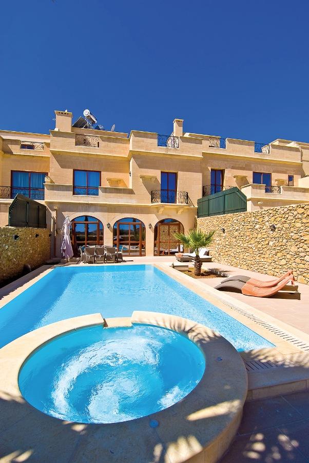 Villa in Gozo - ein Luxustraum - 381