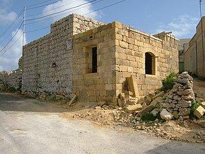 altes Bauernhaus auf Gozo