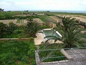 Altes Landhaus in Gharb