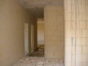 Malta Wohnung im Rohbau