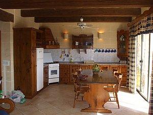Küche - Esszimmer