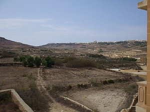 Gozos Landschaft
