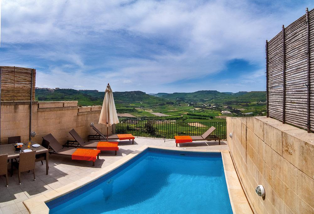 Traumhafte Villa auf Gozo - 386