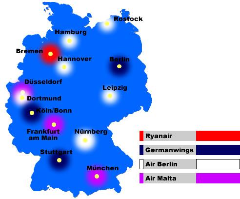 flughafen ryanair deutschland