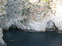 blauen grotten malta