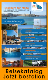 Reiseb�ro f�r Malta