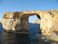 Gozo hat ein Wahrzeichen weniger